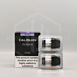 UWell - Caliburn Pod Cartridge - Hyde Vapes