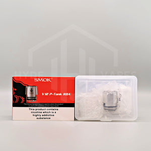 Smok - TFV12 Prince RBA - Hyde Vapes - Waterloo