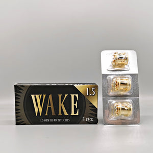Wake Mod Co - Wake Tank Replacement Coils - Hyde Vapes