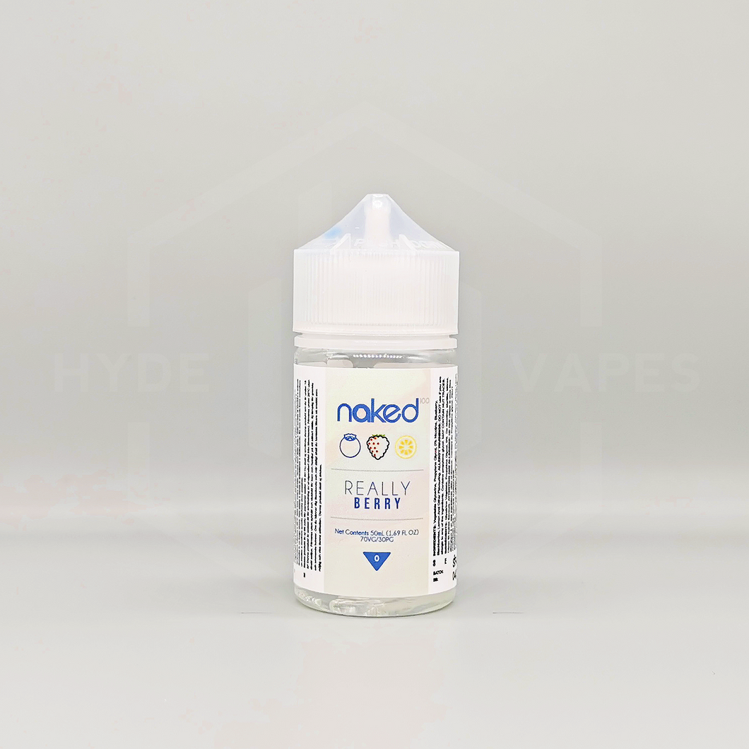 Naked 100 - Really Berry (Very Berry) - Hyde Vapes