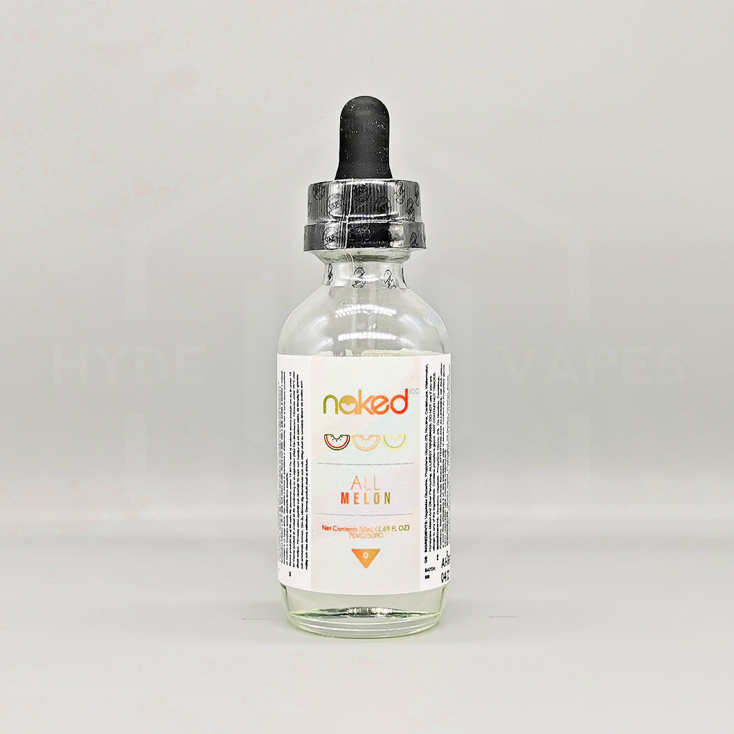Naked 100 - All Melon - Hyde Vapes - Waterloo