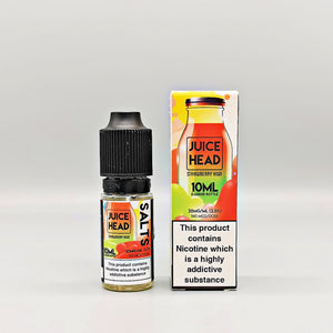 Juice Head Salt - Strawberry Kiwi