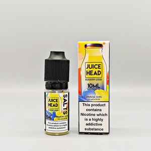 Juice Head Salt - Blueberry Lemon - Hyde Vapes - Waterloo