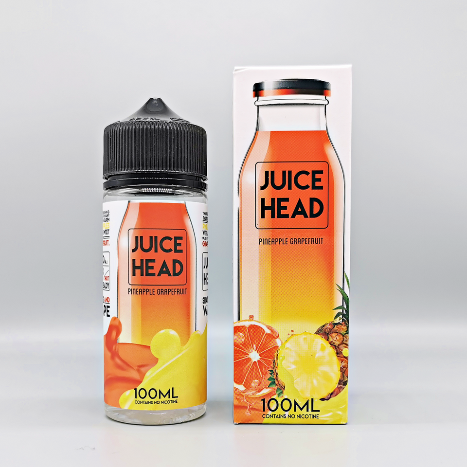 Juice Head - Pineapple Grapefruit - Hyde Vapes