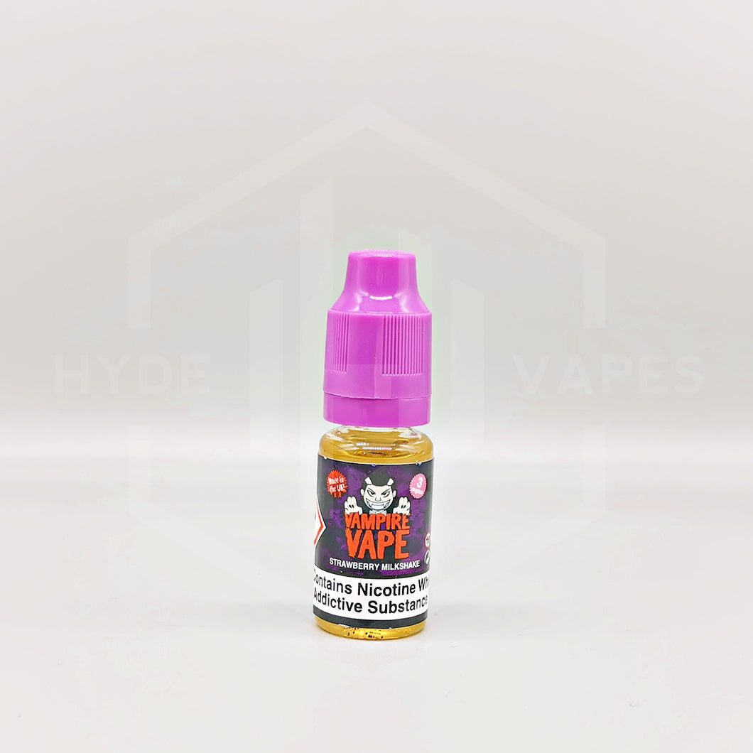 Vampire Vape - Strawberry Milkshake - Hyde Vapes
