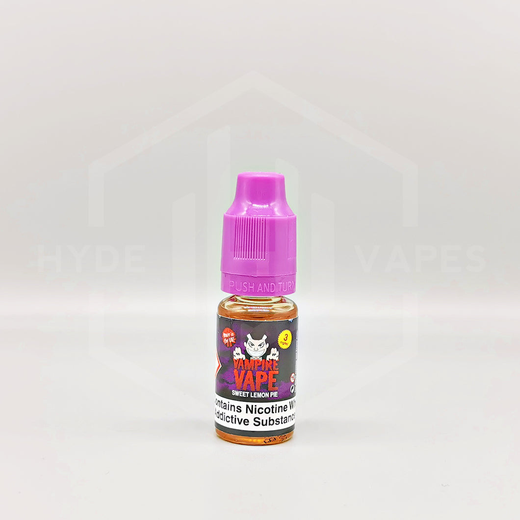 Vampire Vape - Sweet Lemon Pie - Hyde Vapes - Waterloo