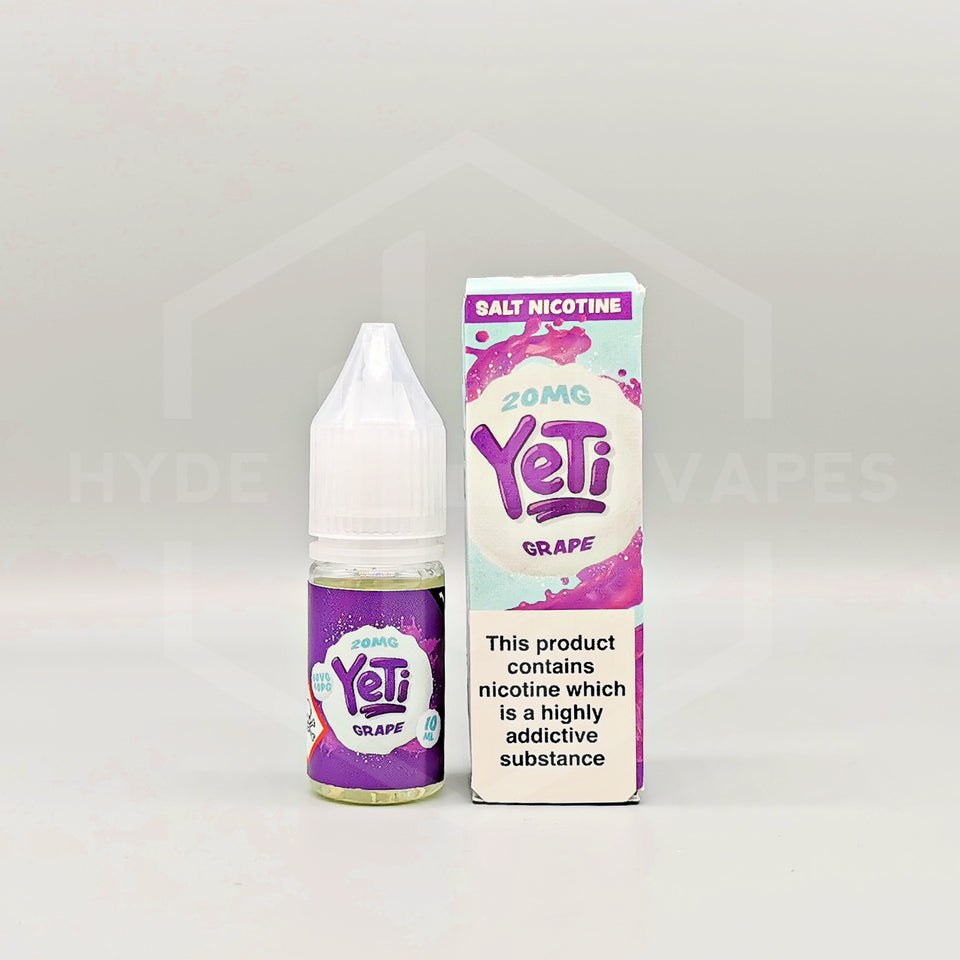 Yeti Salt - Grape