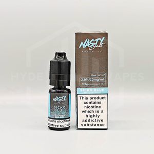 Nasty Juice Salts - Sicko Blue - Hyde Vapes