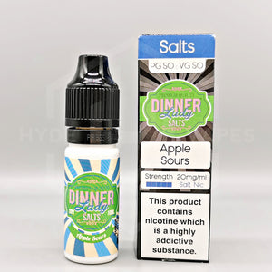 Dinner Lady Nic Salt - Apple Sours - Hyde Vapes - Waterloo