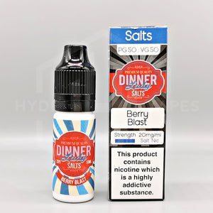 Dinner Lady Nic Salt - Berry Blast - Hyde Vapes - Waterloo