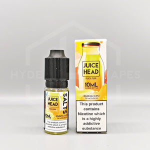Juice Head Salt - Peach Pear - Hyde Vapes - Waterloo
