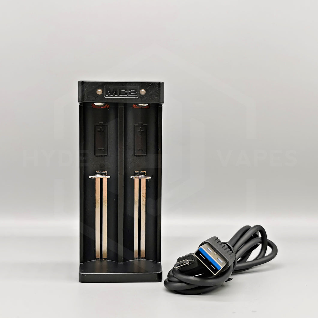 XTAR - MC2 - Battery Charger - Hyde Vapes - Waterloo