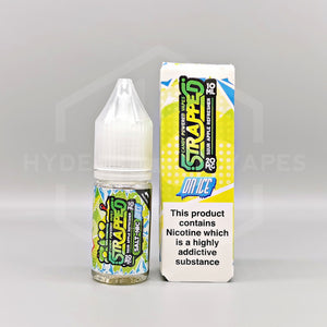 Strapped Candy Nic Salt - Sour Apple Refresher on Ice - Hyde Vapes - Waterloo