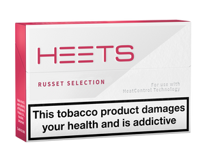 HEETS - Russet Label - Hyde Vapes - Waterloo