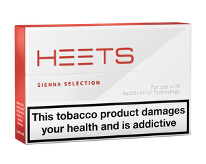HEETS - Sienna Label - Hyde Vapes - Waterloo