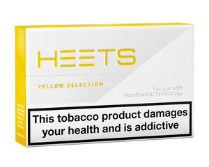 HEETS - Yellow Label - Hyde Vapes - Waterloo