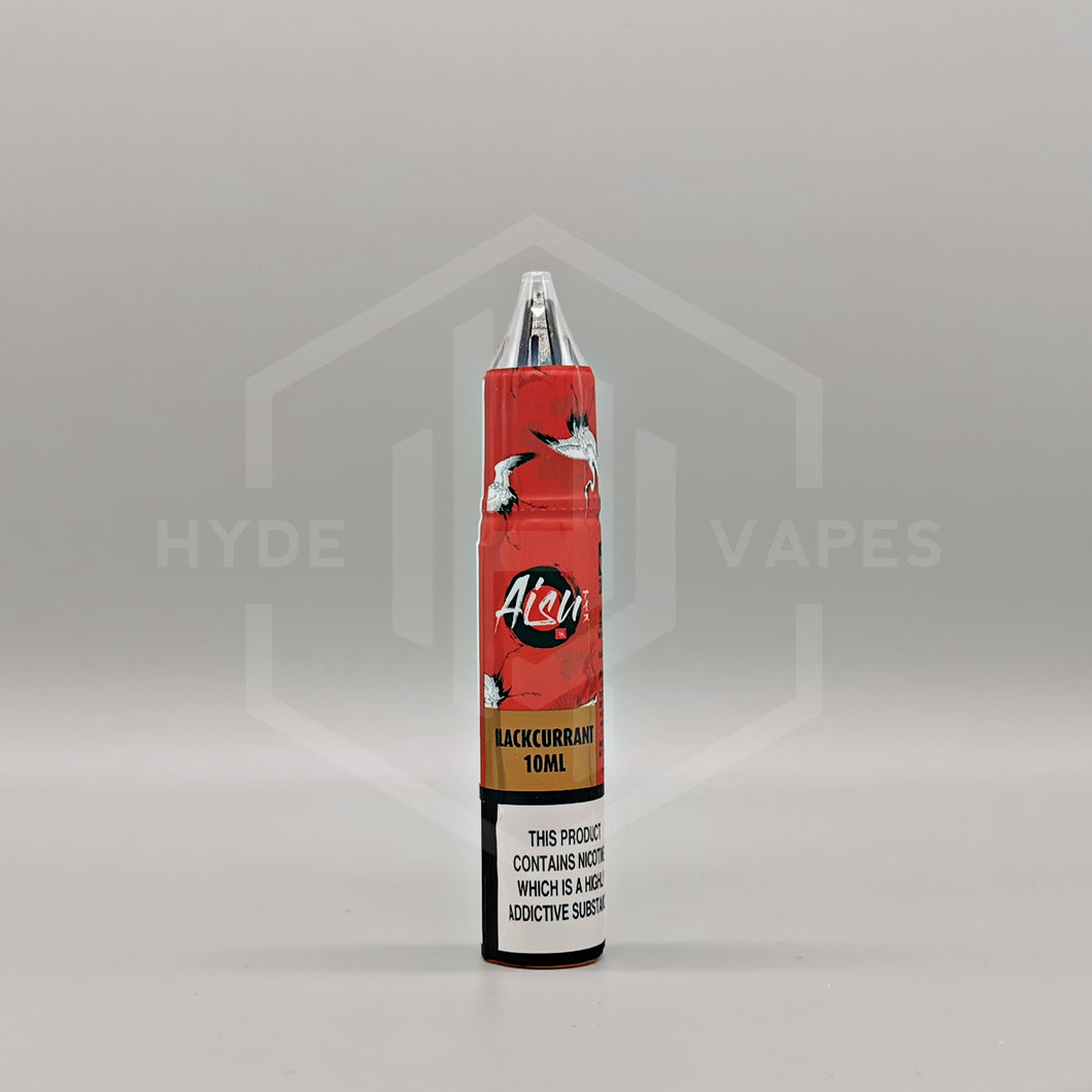 Aisu Nic Salt - Blackcurrant - Hyde Vapes