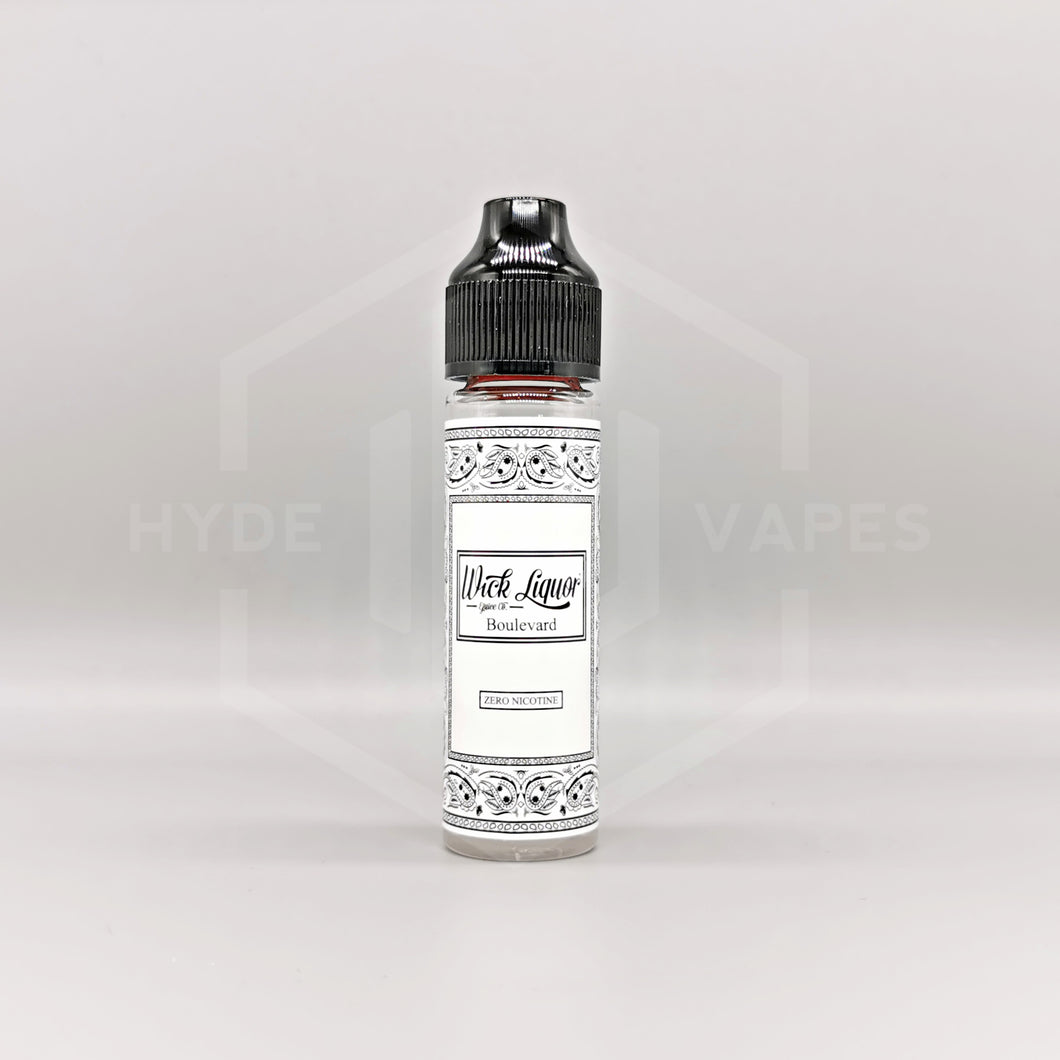 Wick Liquor - Boulevard - Hyde Vapes - Waterloo