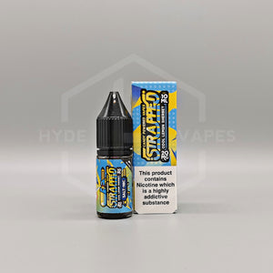 Strapped Candy Nic Salt - Cool Lemon Sherbet - Hyde Vapes - Waterloo