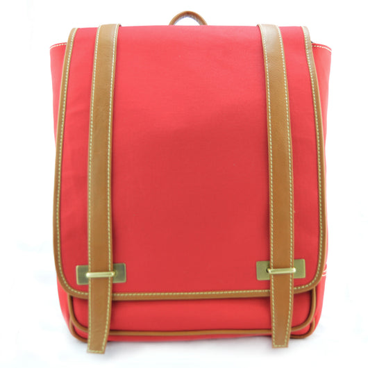 School Backpack Roja