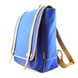 GAL School Backpack Azul