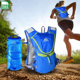 Image of 1.5L/2L/3L Cycling Running Water Bag Soft Flask