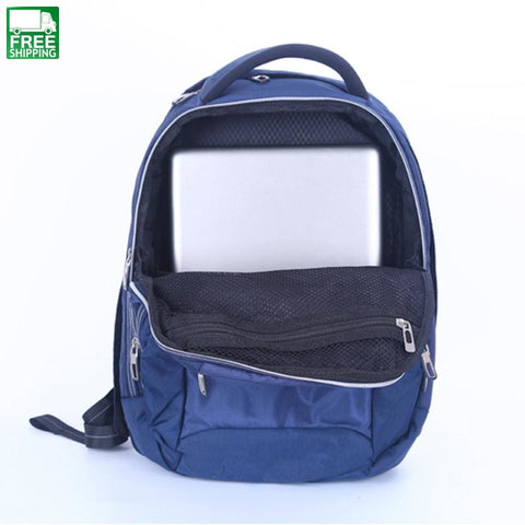 15.6 Inch Laptop Backpack Women Men School Notebook Bag Nylon Camping Backpacks