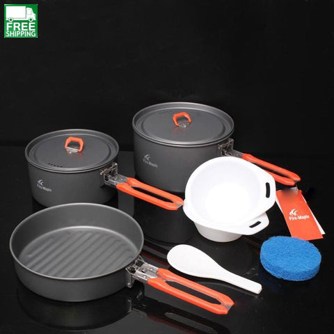 3 Cooking Pots For Camping Feast Kitchen