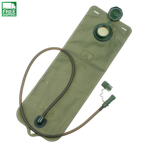 3L Mouth Water Bladder Case Bag Hydration For Cycling Camping Hiking Hydration Backpack