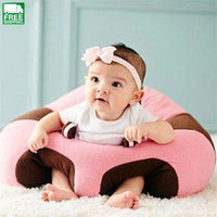 Baby Support Seat Soft Sofa Learning To Sit Chair Outdoor Camping