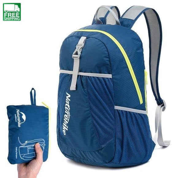 Backpack Sport Men Travel Women Leisure School 22L Navy Blue Camping Backpacks