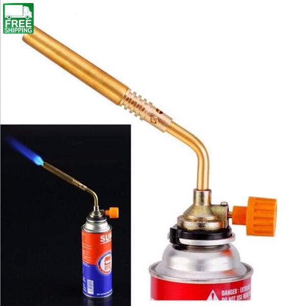 Burner Blower With Lighter For Camping And Bbq Camp Kitchen