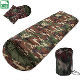 Camping Sleeping Bag Envelop Army Or Military Camouflage Sleeping Bags & Camp Bedding