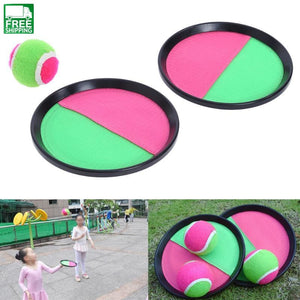 Children Sticky Ball Toys Fun Sports Parent Child Interactive Throw And Catch Outdoor