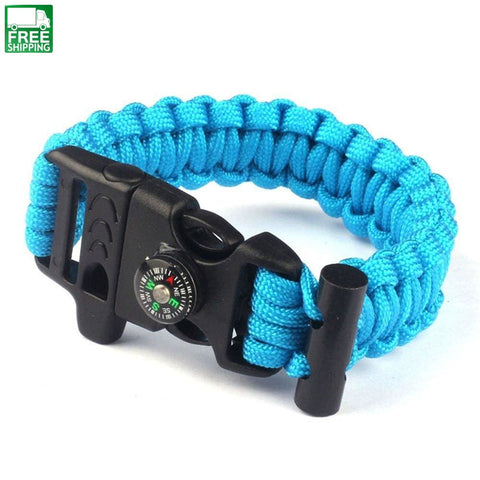 Climbing Emergency Multifunctional Paracord Umbrella Rope Safety & Survival