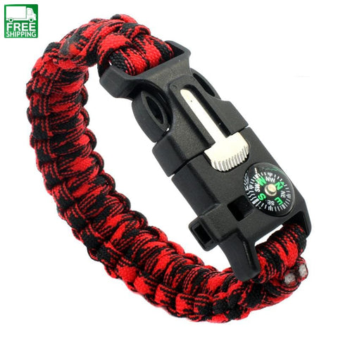 Climbing Emergency Outdoor Multifunctional Paracord Umbrella Rope Safety & Survival
