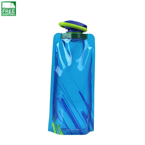 Drinking Bag Pouch Outdoor Hiking Camping Water Outdoor Camping