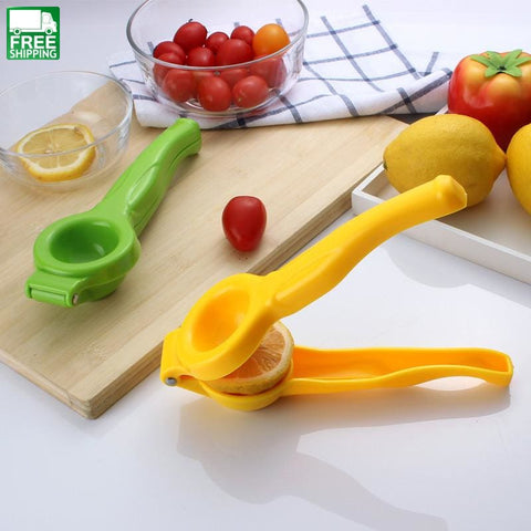 Hand Lemon Squeezer Juicer Orange Citrus Press Juice Fruit Lime Kitchen Camp