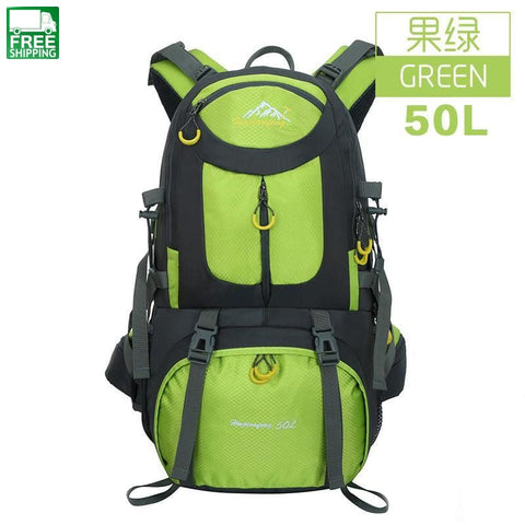 Hi-Quality Backpack For The Serious Camper Backpacks & Bags