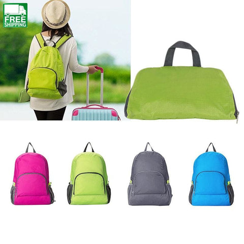 Hiking Backpacks Nylon Backpack Bag Camping & Bags