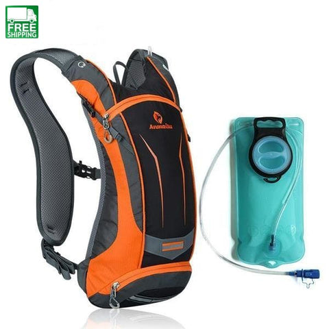 Hydration Backpack With Water Bladder For Backpackers 1019Bk Hydration Backpack
