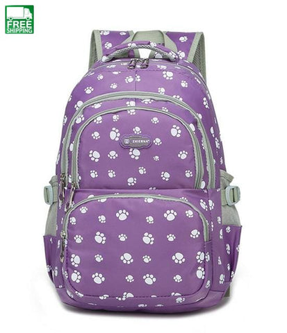 Kids Book Bag Breathable Backpacks Children School Bags Backpacks & Bags