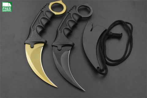 Knife Cs Go Counter Strike Knives Survival Hunting