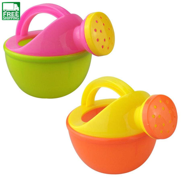 Leadingstar Baby Bath Toy Plastic Watering Can Pot Beach Play Sand Outdoor Toys