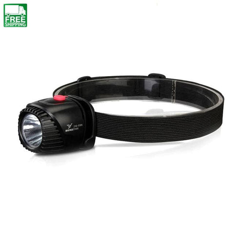 Led Head Lamp Lights On Your Forehead Led Flashlight Lintern Mini Touch & Lanterns
