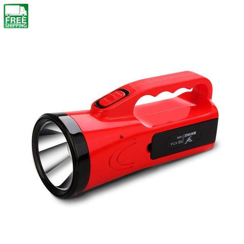 Light Led Flashlight Camping Lantern Searchlight Lights & Lanterns