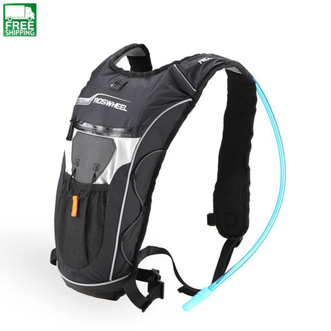 Lightweight Bicycle Cycling Hiking Running Backpack Water Bladder Bag Hydration & Filtration