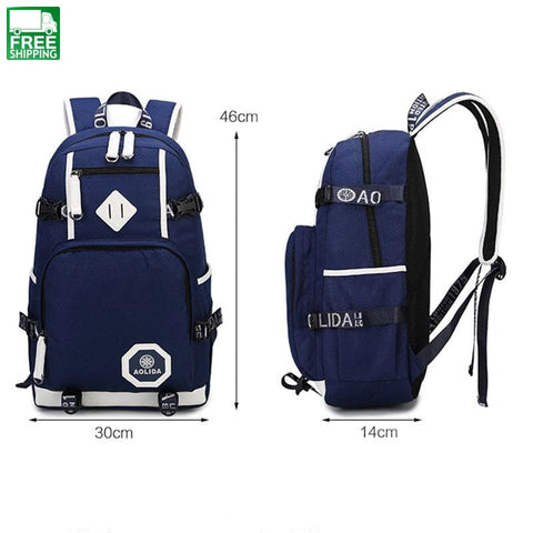 Men Backpack Teenage Backpacks For Teen Boys Laptop Bagpack & Bags