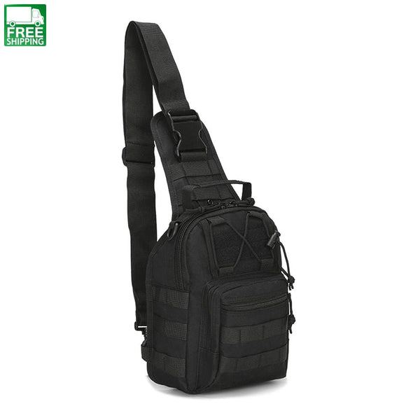 Men Military Tactical Backpack Outdoor Camping Hiking Sports Backpacks & Bags