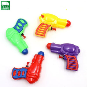 Mini Children Water Gun Bath Toy Plastic Baby Bathroom Summer Beach Kid Outdoor Toys
